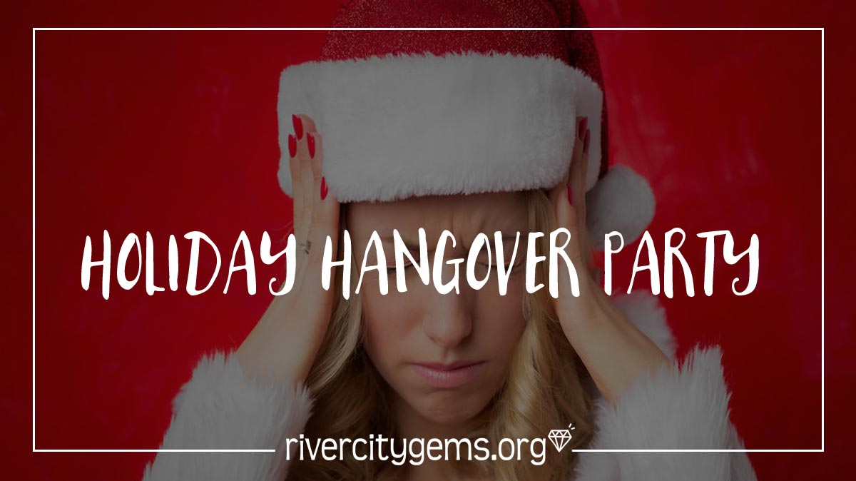 Holiday Hangover Party
