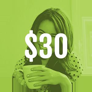 Individual Membership - $30